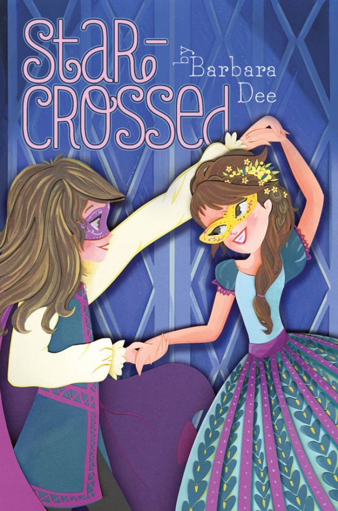New Release Spotlight: <em>Star-Crossed</em> by Barbara Dee