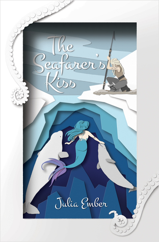 Excerpt from Julia Ember's F/F YA Little Mermaid Retelling <em>The Seafarer's Kiss</em>!
