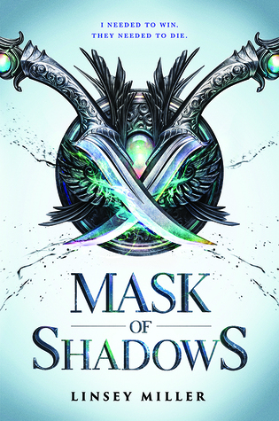New Release Spotlight: <em>Mask of Shadows</em> by Linsey Miller