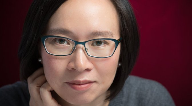 Better Know an Author: Malinda Lo
