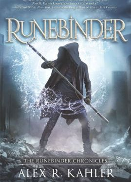 New Release Spotlight: <em>Runebinder</em> by Alex R. Kahler