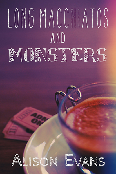 Backlist Book of the Month: <em>Long Macchiatos and Monsters</em> by Alison Evans