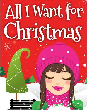Backlist Book of the Month: All I Want for Christmas by Clare Lydon