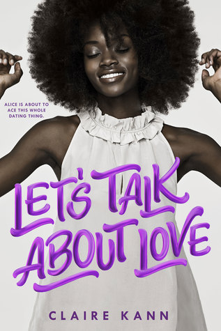 New Release Spotlight: <em>Let's Talk About Love</em> by Claire Kann