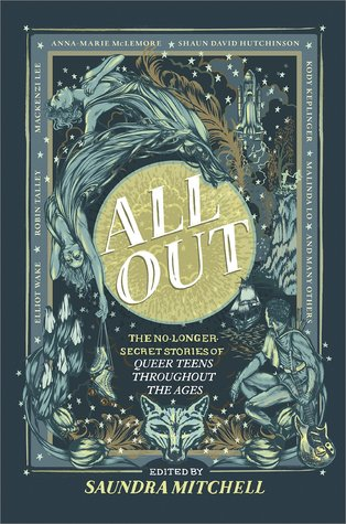 New Release Spotlight: <em>All Out</em> ed. by Saundra Mitchell