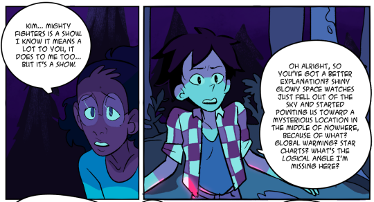 Guest Recs from Erin Ptah: Webcomics with Binary Trans Characters