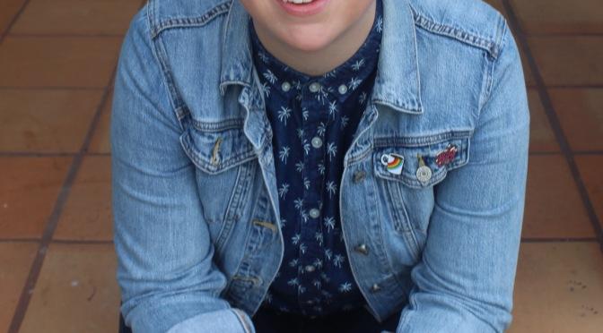 Amy Spalding Interviews Britta Lundin about <em>Ship It</em>!