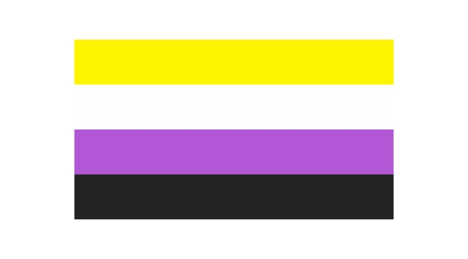 Happy (Upcoming) International Nonbinary Day!