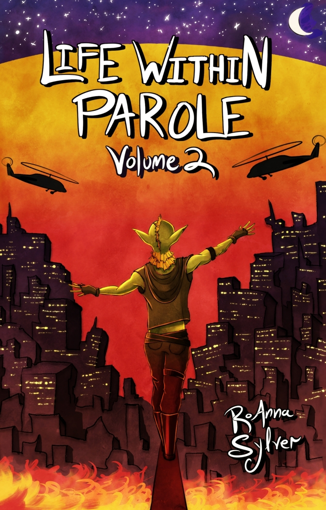Exclusive Cover Reveal: <em>Life Within Parole: Volume 2</em> by RoAnna Sylver!