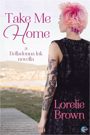 Backlist Book of the Month: <em>Take Me Home</em> by Lorelie Brown