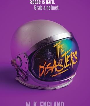 New Release Spotlight: <em>The Disasters</em> by M.K. England