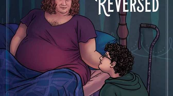 Exclusive Cover and Excerpt Reveal: <em>Nine of Swords, Reversed</em> by Corey Alexander