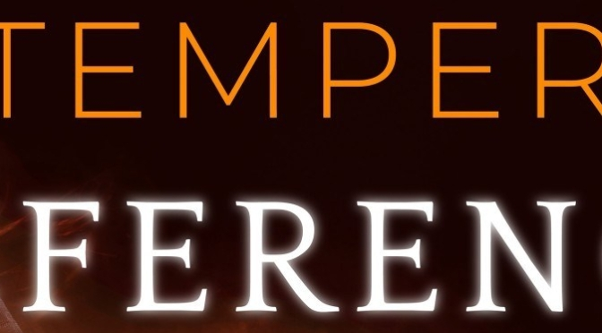 Exclusive Cover Reveal: <em>Temper: Deference</em> by Lila Mina