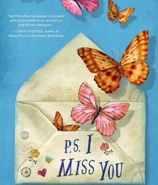 Backlist Book of the Month: </em>P.S. I Miss You</em> by Jen Petro-Roy