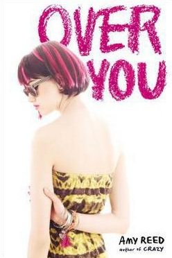 Backlist Book of the Month: <em>Over You</em> by Amy Reed