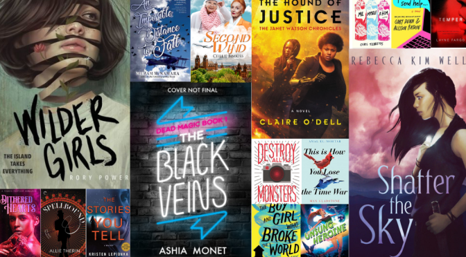 New Releases: July 2019