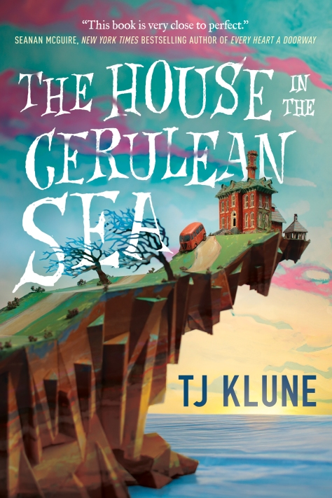 Exclusive Cover Reveal: The House in the Cerulean Sea by ...