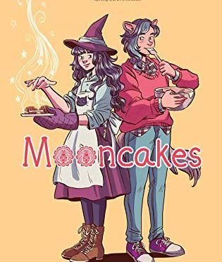 New Release Spotlight: <em>Mooncakes</em> by Suzanne Walker and Wendy Xu