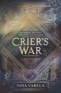 Excerpt from <em>Crier's War</em> by Nina Varela