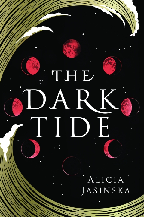 THE DARK TIDE COVER