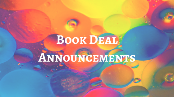 April Book Deal Announcements