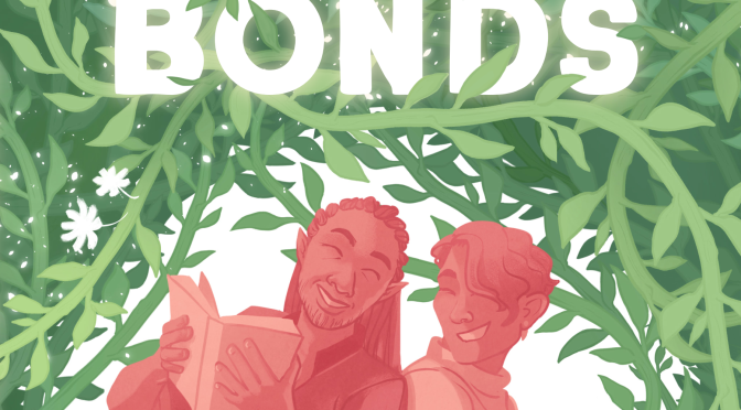Exclusive Cover Reveal: <em>Common Bonds: A Speculative Aromantic Anthology</em>