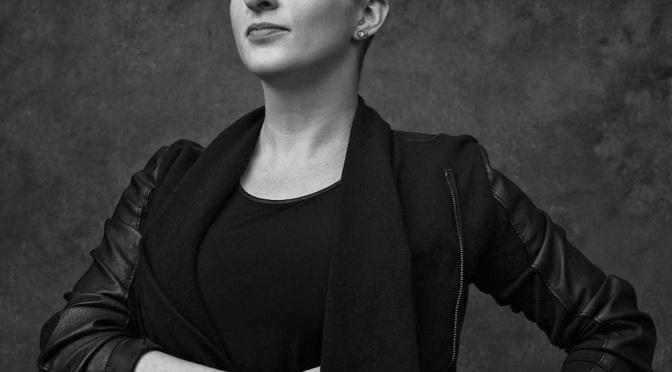 Better Know an Author: Sarah Gailey
