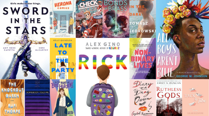 New Releases: April 2020