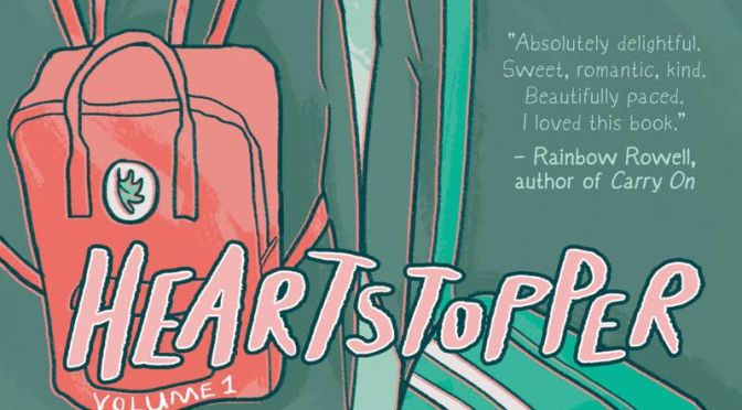 Exclusive Excerpt Reveal: <em>Heartstopper</em> by Alice Oseman
