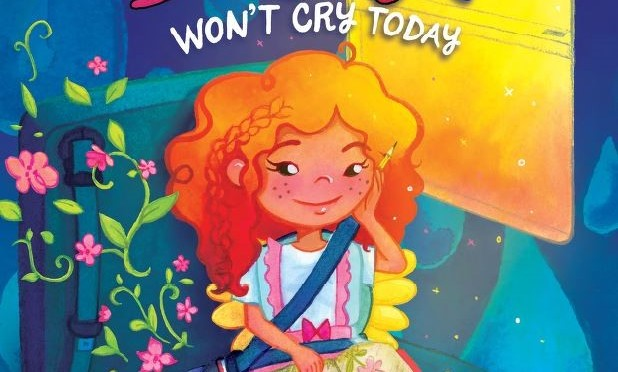 Why LGBTQ Children's Books Aren't Just for LGBTQ Families: a Guest Post by <em>Mighty May Won't Cry Today</em> Co-Authors Kendra and Claire-Voe Ocampo