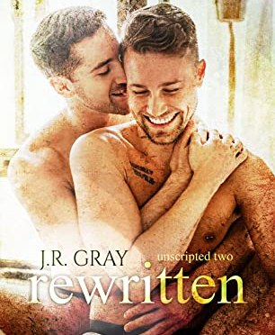 Sensitive Subjects, a Guest Post by <em>Rewritten</em> Author JR Gray
